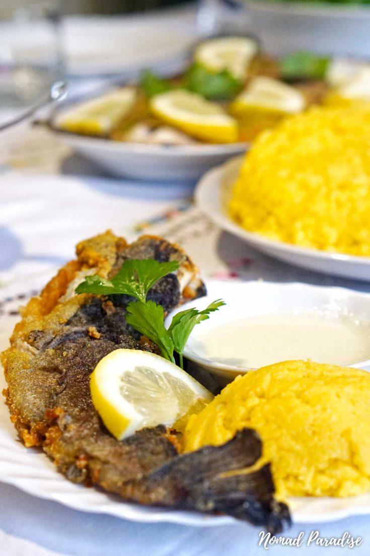 Mooldovan Easy Whole Fried Fish Recipe