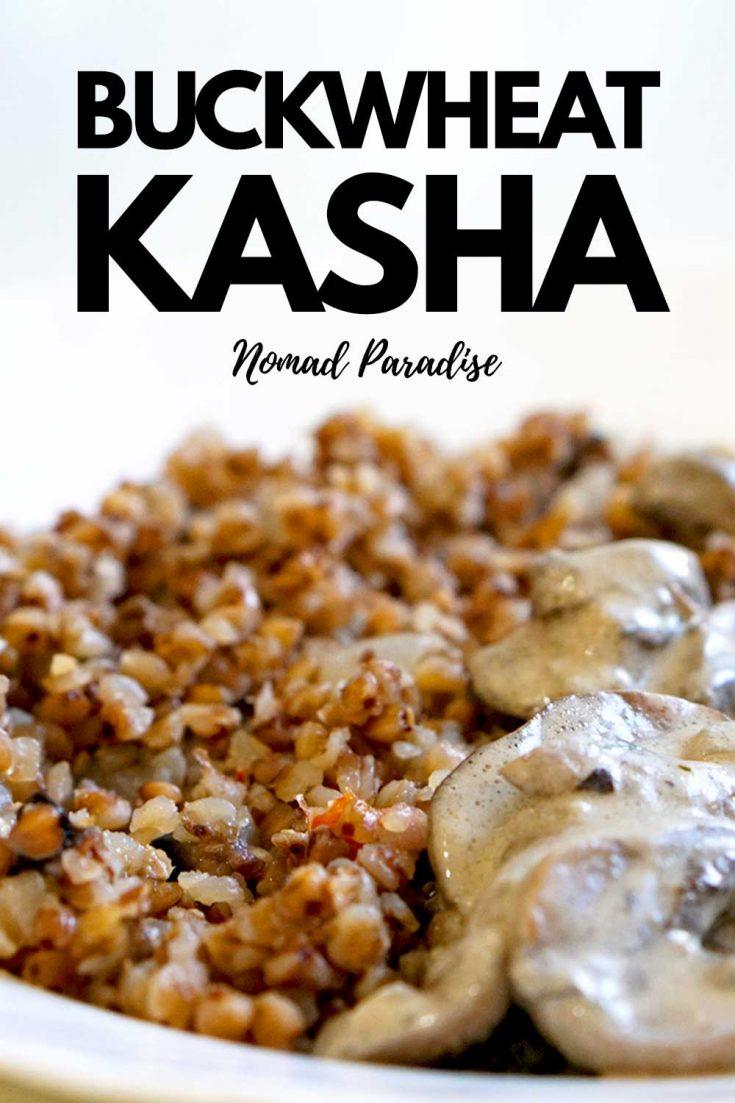 Buckwheat Recipe (Kasha)