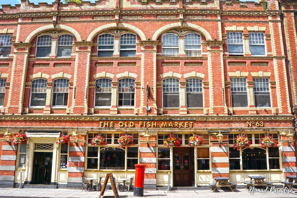 old fish market bristol