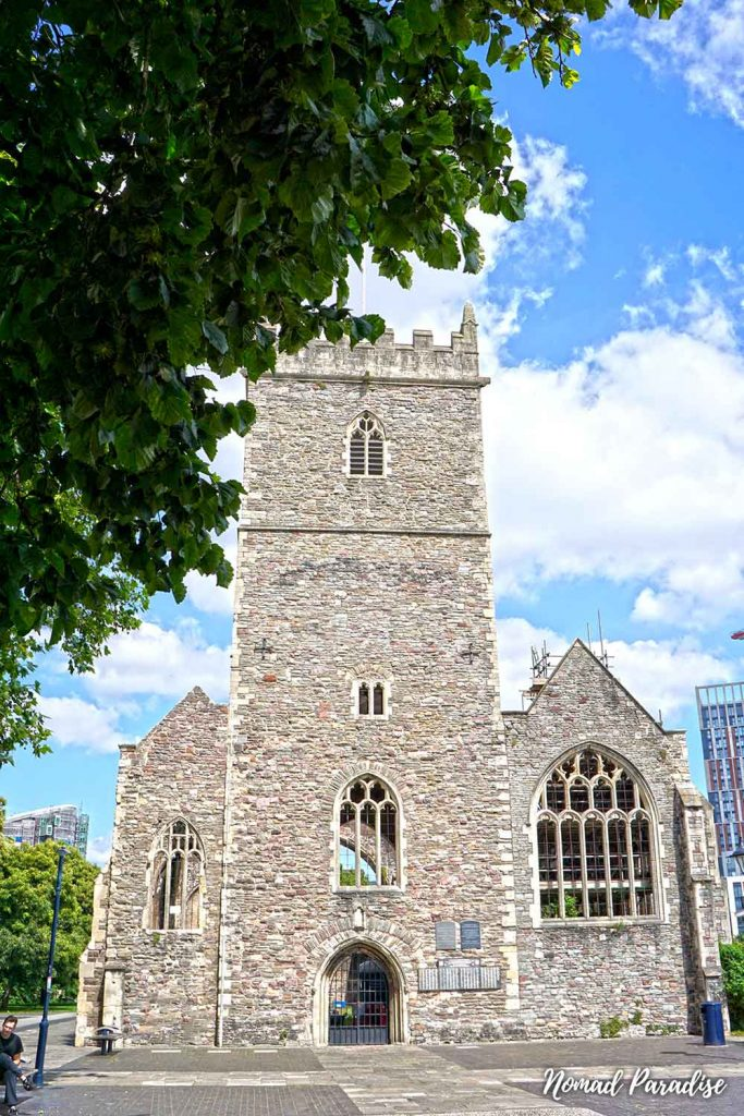 st peters church bristol