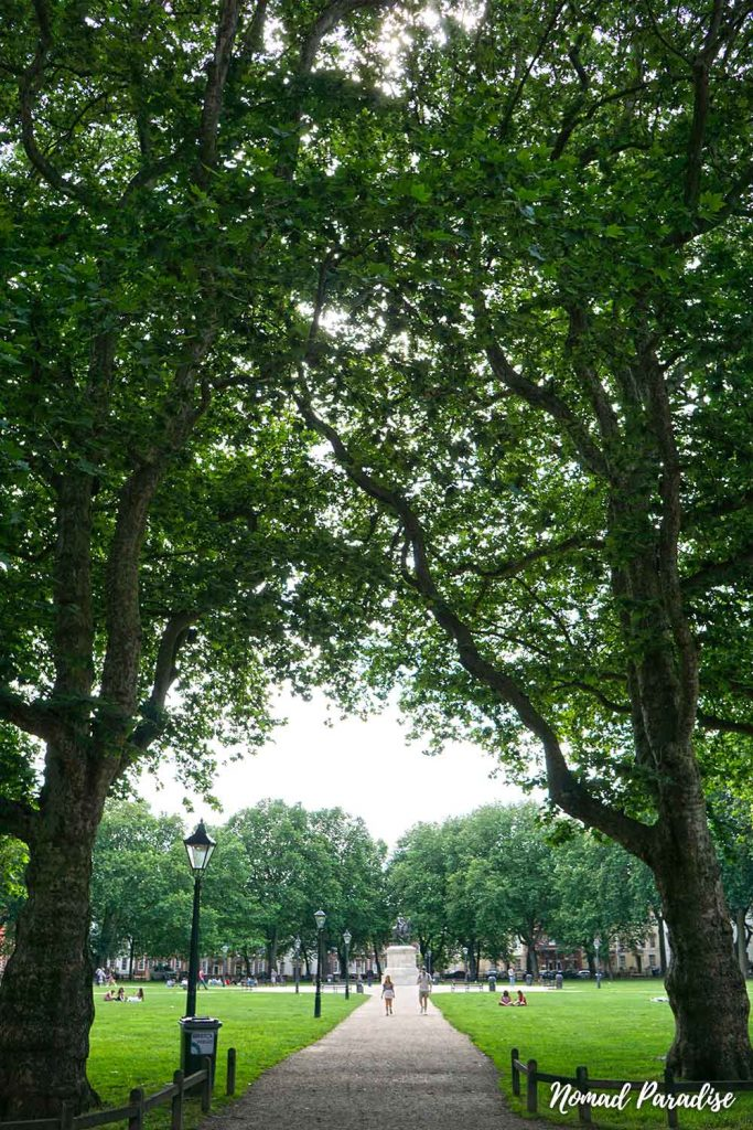 queens park bristol
