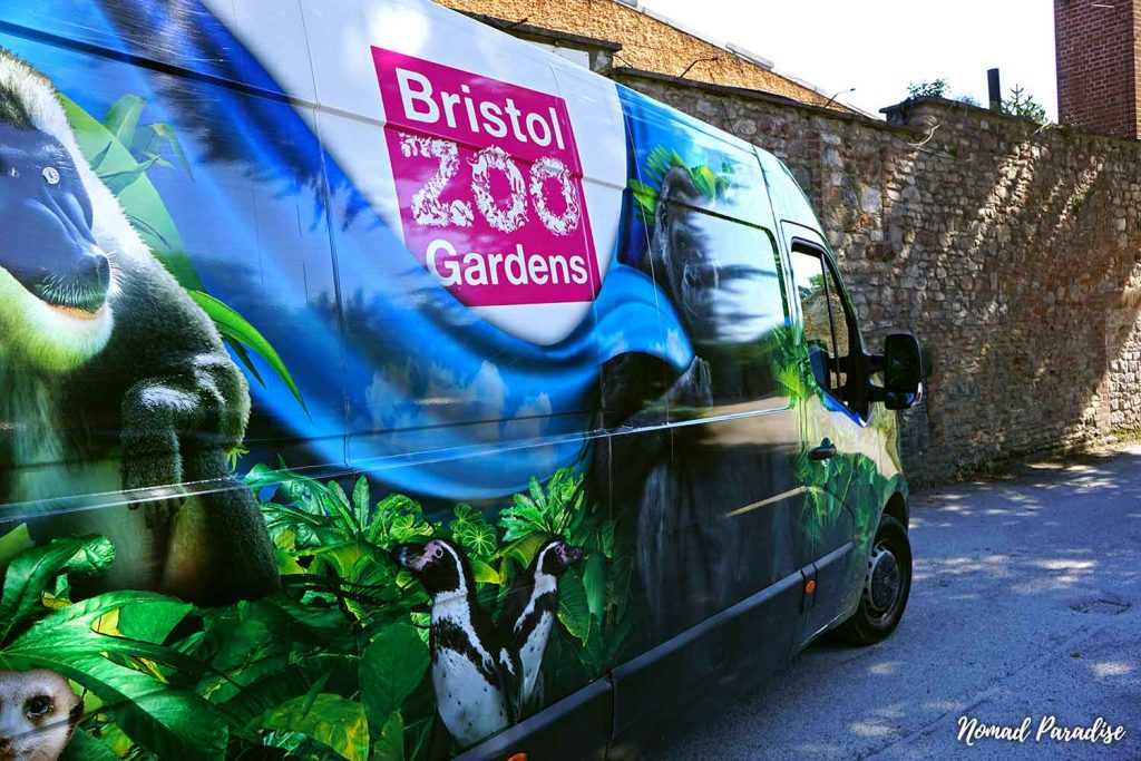 bristol zoo gardens
