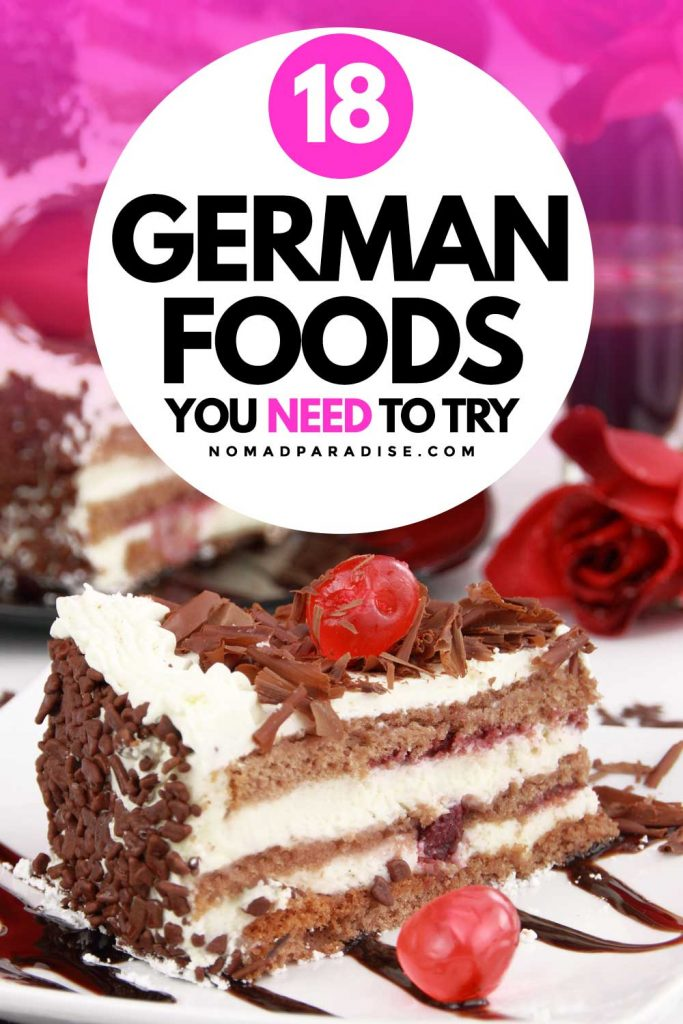 18 German Foods You Need to Try