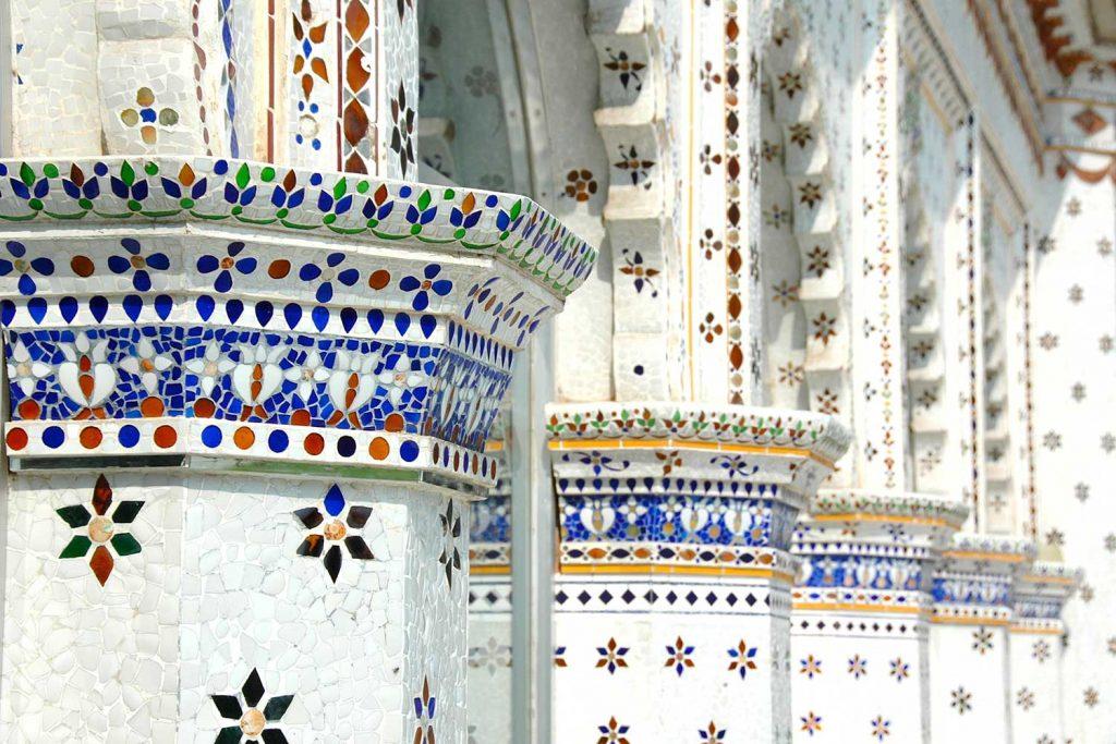 Star Mosque architecture