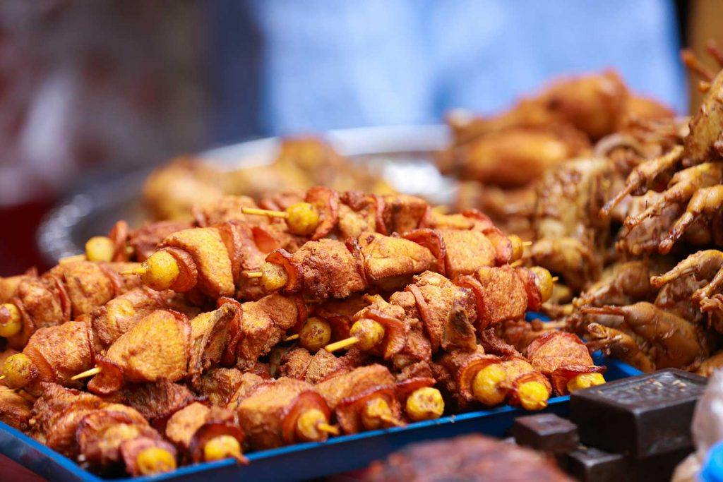 Food Markets at Iftar Bazar
