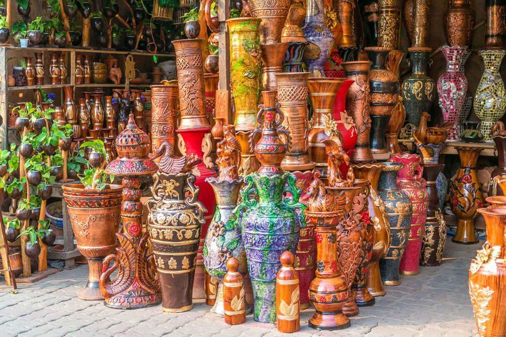 Clay Pot Store, New Market