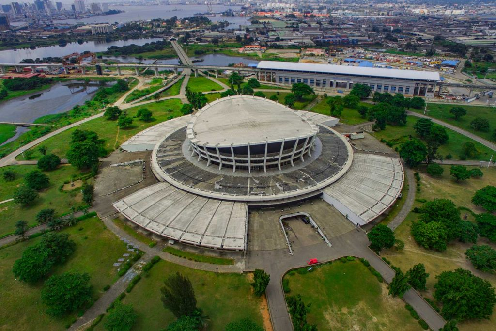 National Theater Lagos
