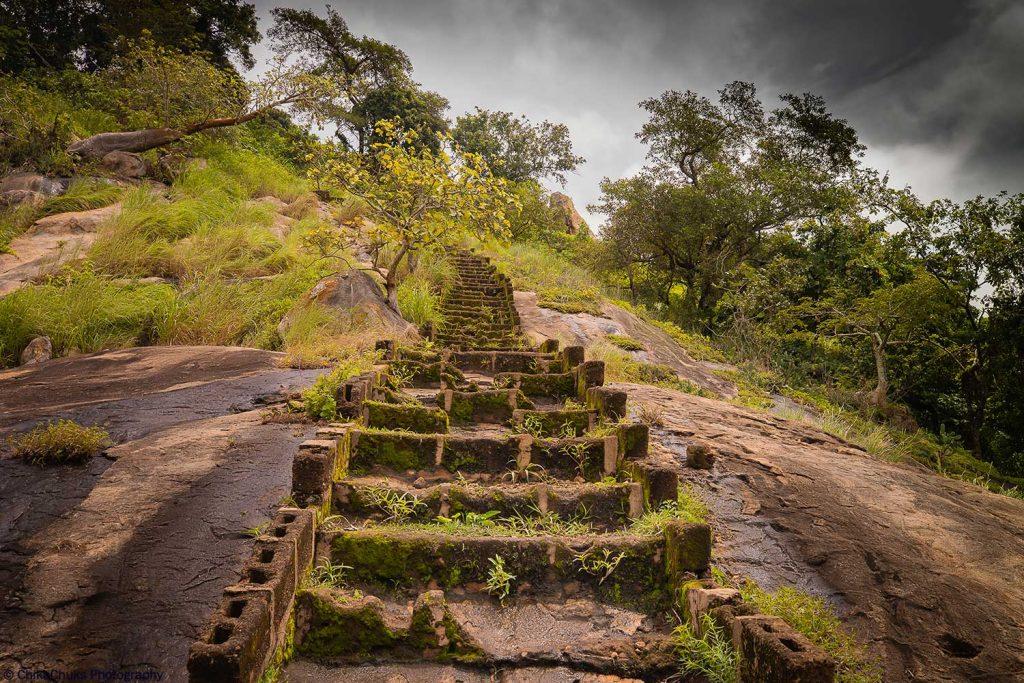 oke idanre steps nigeria