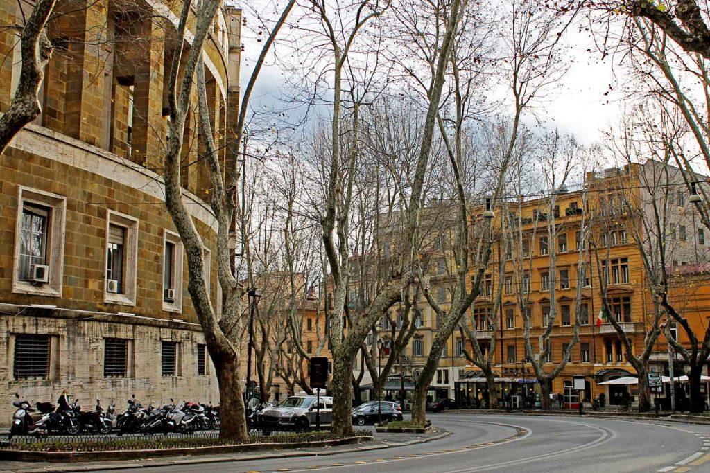 Via Veneto ludovisi