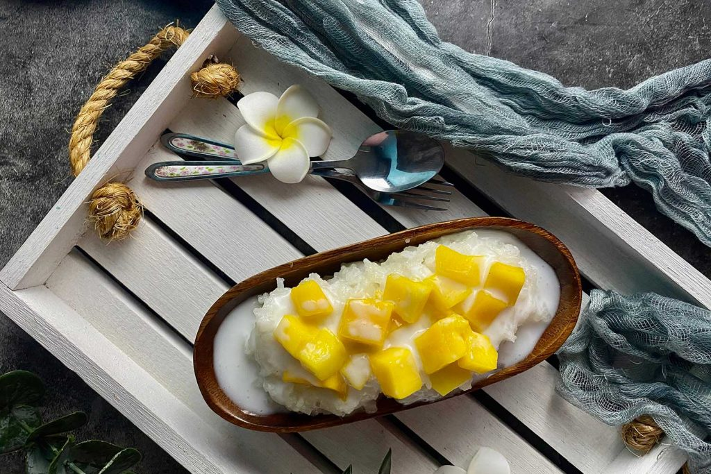 Mango Sticky Rice malaysia
