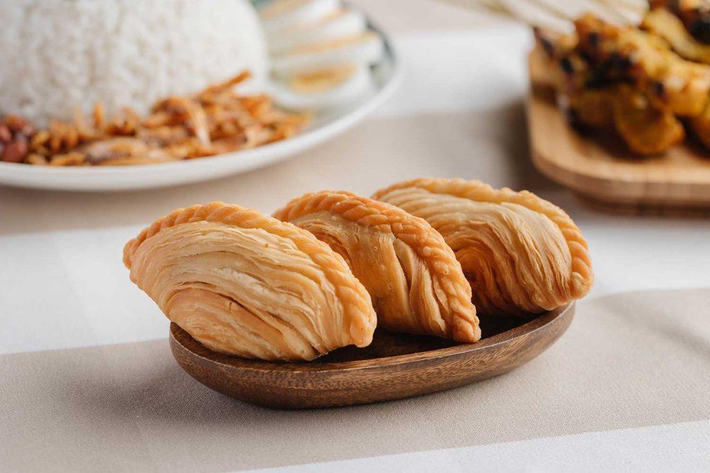 Karipap Curry Puffs