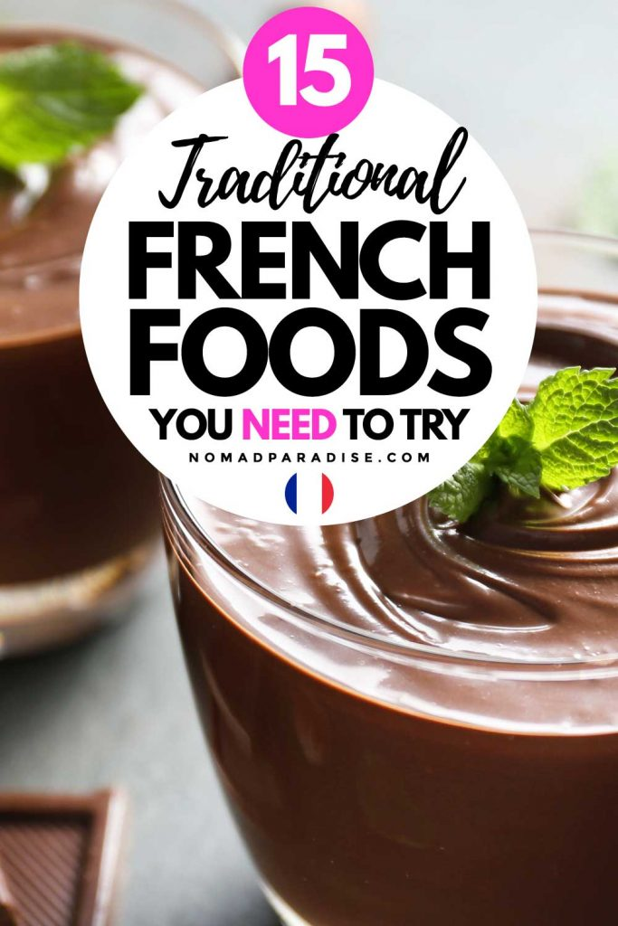 traditional french foods to try in france