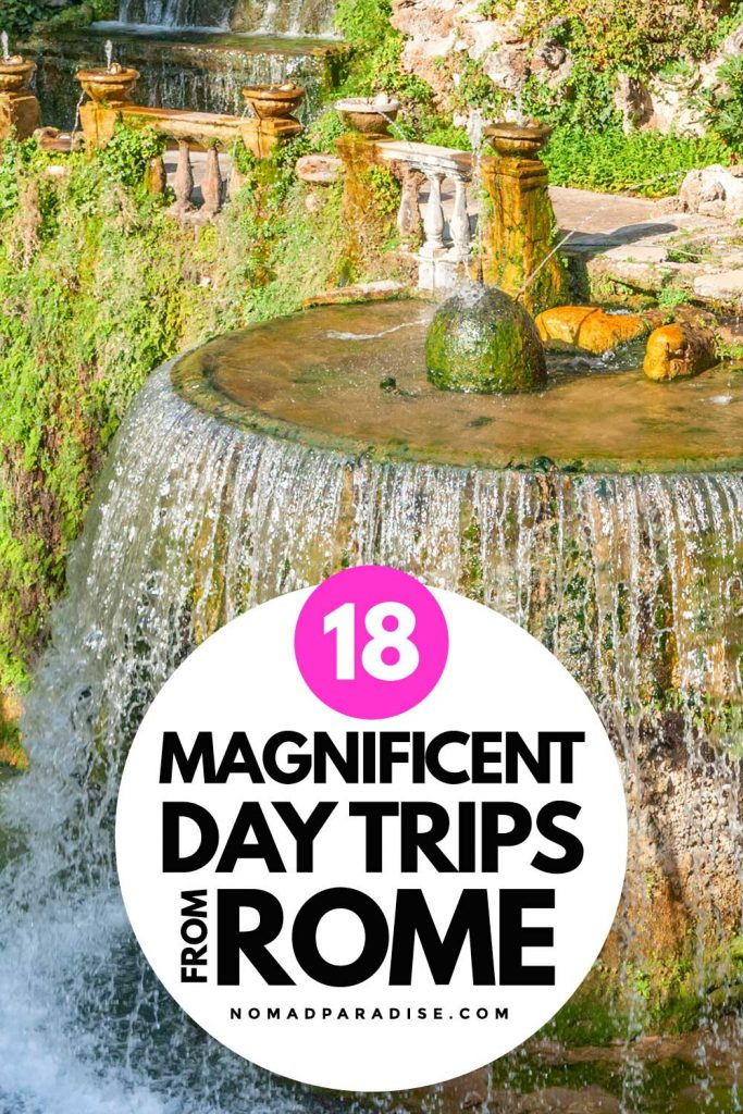 18 Magnificent Day Trips from Rome (Image)