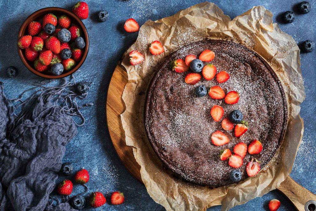 Kladdkaka Mud Cake