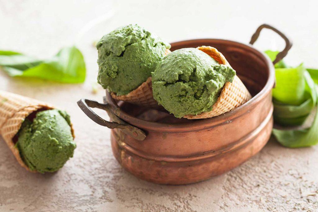 Sorrel Ice Cream