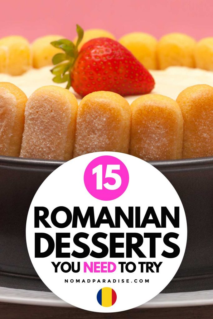 15 Romanian desserts you need to try